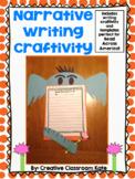 Narrative Writing Craftivity { Read Across America Writing }