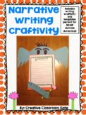 Narrative Writing Craftivity { Read Across America Writing }