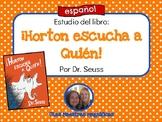Horton escucha a Quién - Dr. Seuss (español)