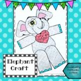 Horton the Elephant Craft