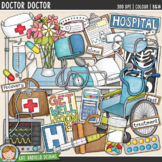 "Hospital Clip Art: ""Doctor Doctor"""