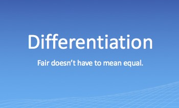 Hospital Differentiation Lesson Ppt