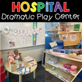 Hospital Doctor Dramatic Play Set