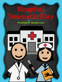 #spedspringsahead Hospital Dramatic Play