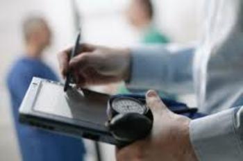 Hospital Lab Slip
