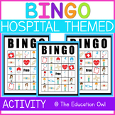 Hospital Themed Picture BINGO Game!