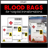 Hospital Transformation Blood Bags