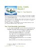Hospitality Tourism Travel Tours Project: Preparing for the Open House