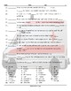 Hospitals-Injuries Matching Worksheet