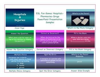 Hospitals-Injuries PowerPoint Presentation