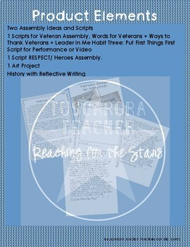 Host Your Veterans' Day Assembly