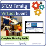 Host a Virtual STEM/STEAM Family Night Planning & Activity