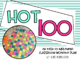 Hot 100 - classroom rewards and incentives