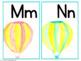 Hot Air Balloon Alphabet