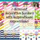 Hot Air Balloon Classroom Decor Bundle {Bright Colors}