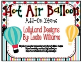 "Hot Air Balloon ""Add-On"" Pack"