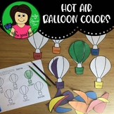Hot Air Balloon Color Sort