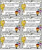 Hot Air Balloon HW Pass