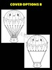 Hot Air Balloon - Jackie's Craft Activity, Writing Craftivity