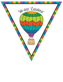 Hot Air Balloon Leader Pack
