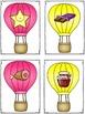 Hot Air Balloon Math and Literacy {Kindergarten Common Core Standards}