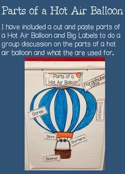 Hot Air Balloon Mini-Unit