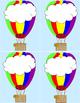 Hot Air Balloon Theme Bundle