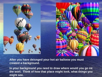 Hot Air Balloons!