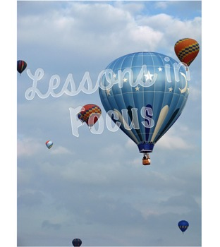Hot Air Balloons Bundle
