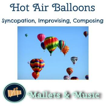 Hot Air Balloons - Syncopation Song