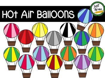 Hot Air Balloons - for Personal and Commercial Use