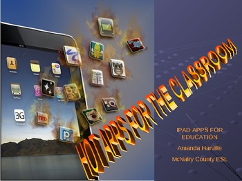 Hot Apps for Education