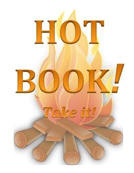 Hot Book! Poster