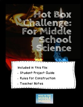 Heat Application Project:  Hot Box