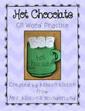 Hot CHocolate CH Word Practice