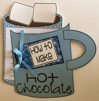 Hot Chocolate Activities and Craft