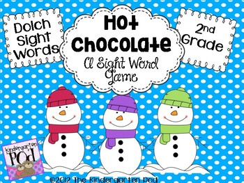 Hot Chocolate - 2nd Grade