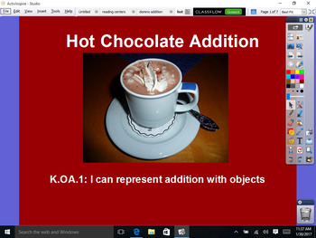 Hot Chocolate Addition