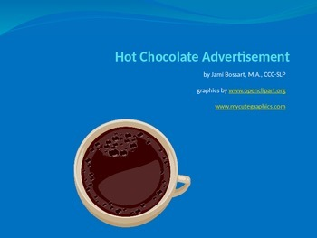 Hot Chocolate Advertisement