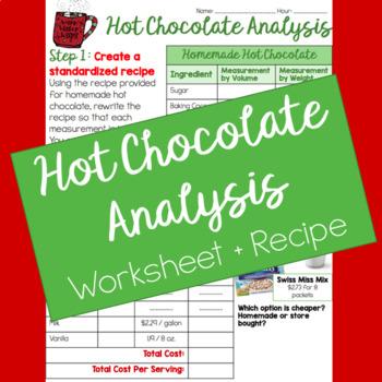 Hot Chocolate Analysis