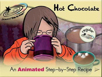 Hot Chocolate - Animated Step-by-Step Recipe