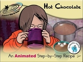 Hot Chocolate - Animated Step-by-Step Recipe SymbolStix
