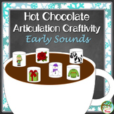 Hot Chocolate Articulation Early Developing Sounds