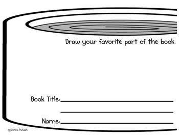 Hot Chocolate Book Report-rubrics, retelling bracelets, writing papers