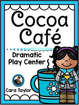 Hot Chocolate Cafe Dramatic Play