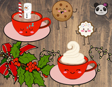 Hot Chocolate Clipart and Reward