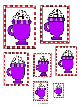 Hot Chocolate (Comparison) Size Sequencing