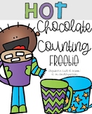 Hot Chocolate Counting {freebie}