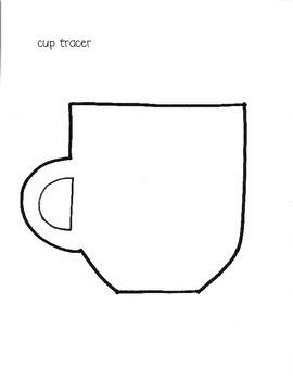 Hot Chocolate Craftivity