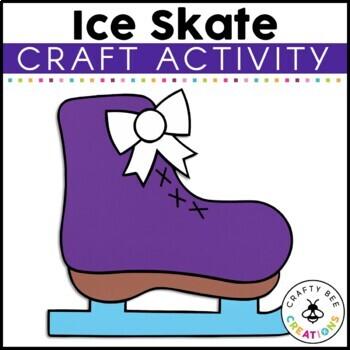 Ice Skate Craft